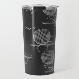 Golf Tee 1938 Patent Travel Mug