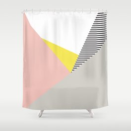 Minimal Complexity V.5 Shower Curtain