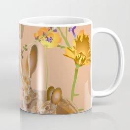 Jackrabbits Joy to Spring Coffee Mug