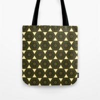 ethnic Tote Bags featuring ethnic by clemm