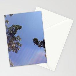 morning sunrays Stationery Cards