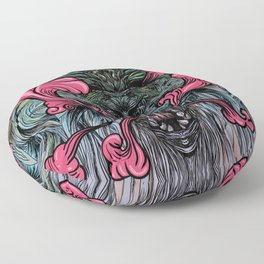 Dragon Floor Pillow