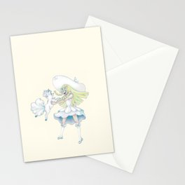 Lillie and Shiron Stationery Cards