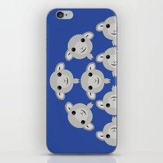 Sheep Circle - 3 iPhone & iPod Skin