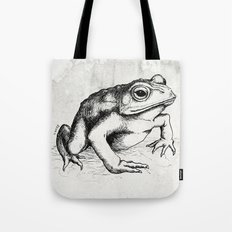 The Toad Tote Bag
