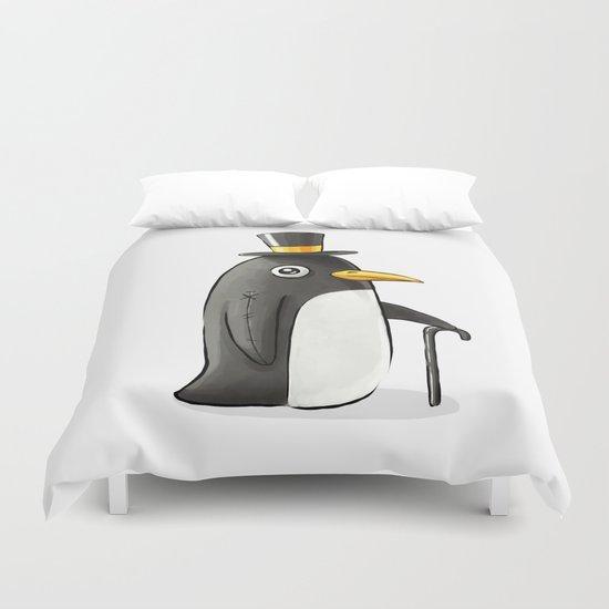 Penguin Duvet Cover