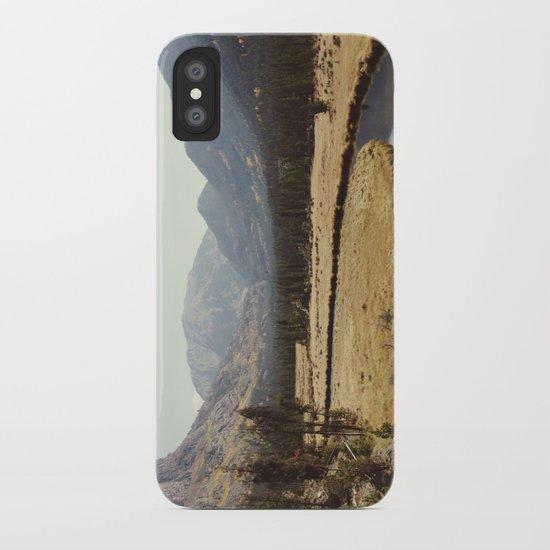 Rocky Mountain Meadow iPhone Case