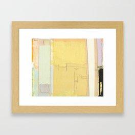 COMPANION 4 Framed Art Print