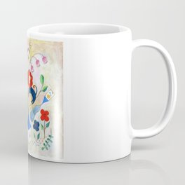 Red lion had a dream Coffee Mug