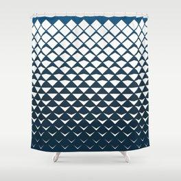 Diamond Fold Shower Curtain