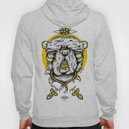 Bulldogs mood Hoody