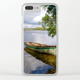 Quiet Moment in Connemara Clear iPhone Case