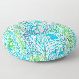 bubbly Floor Pillow