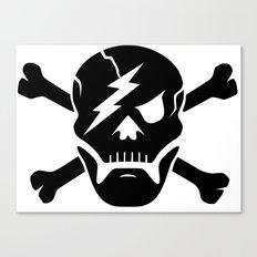 MEKANO TURBO logo Canvas Print