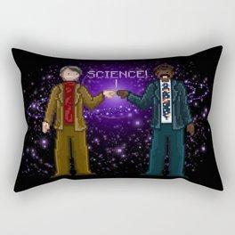 Ode to The Cosmos Rectangular Pillow
