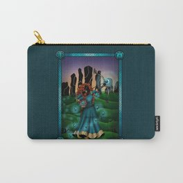 Silhouette Merida  Carry-All Pouch