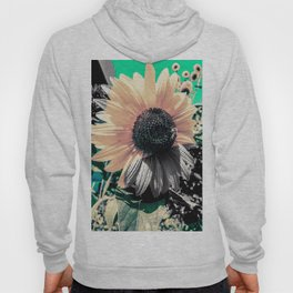 Popart sunflower Hoody
