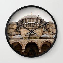 Süleymaniye Mosque Wall Clock