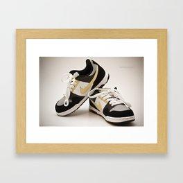 Nike Mogan 2 Jr Framed Art Print