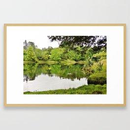 McLaren Falls Framed Art Print