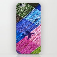 Fly-Over Country iPhone & iPod Skin