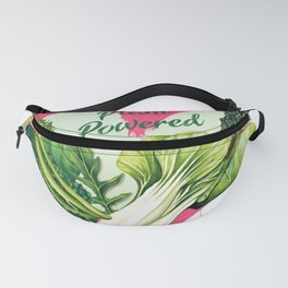 Plant Powered Fanny Pack