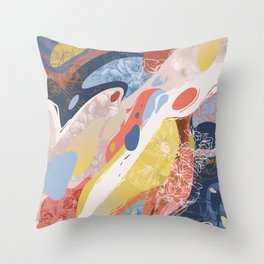 Day One Throw Pillow