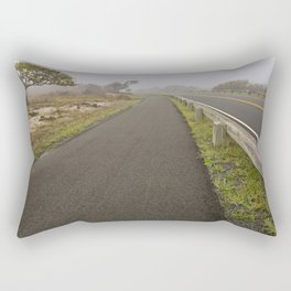 Misty Assateague Route Rectangular Pillow
