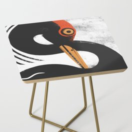 Bird of infinite Side Table