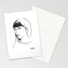 IT'S NOT ME Stationery Cards