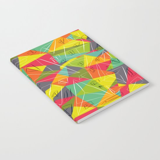 geo frame Notebook