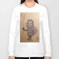 grumpy Long Sleeve T-shirts featuring grumpy by MRjay