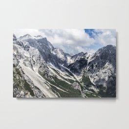 Sanntaler Alpen Metal Print