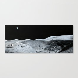 Sampling Shorty Canvas Print