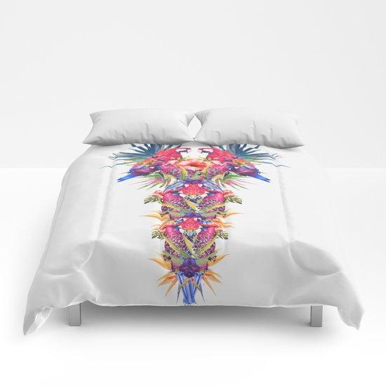 Parrot Kingdom Comforters