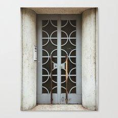 Lisboa Art Deco #01 Canvas Print