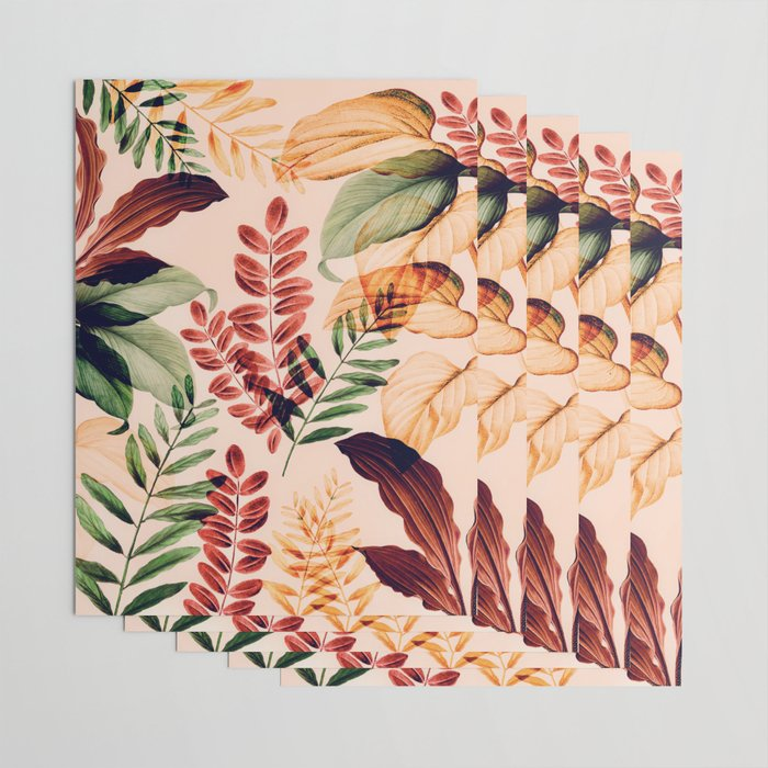 Tropical Rainforest Wrapping Paper