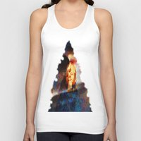 egypt Tank Tops featuring ancient Egypt by  Agostino Lo Coco