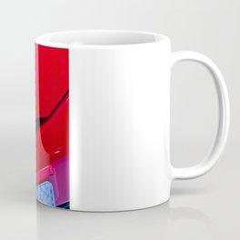 Chery QQ Electric Front Red Coffee Mug