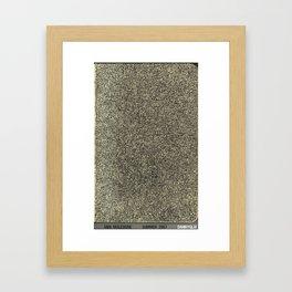 noname Framed Art Print