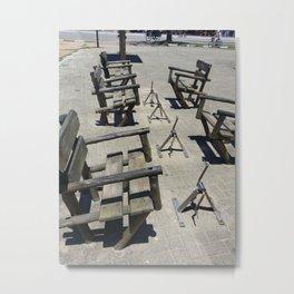 Ubatuba, San Paolo, Brasil Metal Print