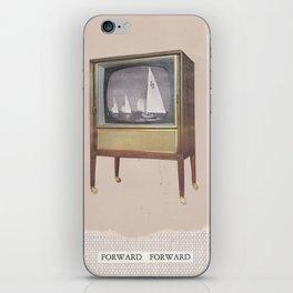 Foward Forward iPhone Skin