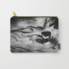Wiggly Nature of Wood. Carry-All Pouch