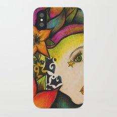 Nicole (Flower) Slim Case iPhone X