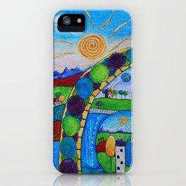 Daydream Valley iPhone Case