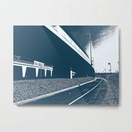 Bridge 15 Metal Print