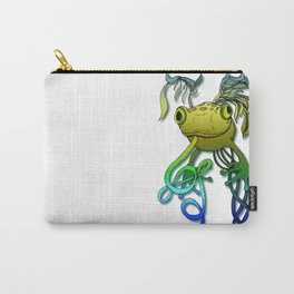 Psychoactive Frog Carry-All Pouch