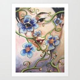 Intuitive Vision Art Print