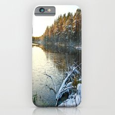 Frosted Sunset Slim Case iPhone 6s