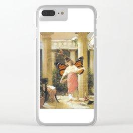 Birdfeeder Clear iPhone Case